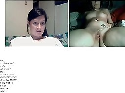 Chatroulette hot couple