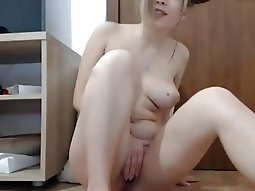 Wife Swallows Cum and Filmed by Husband