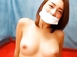 Peep Live chat fingering pussy Slim cutie Partthree of Japan Hen navel piercings