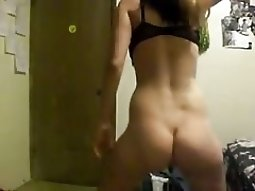 Nice Nude Ass Shake dirty chat Show