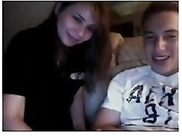 Omegle BJ Cam Couple
