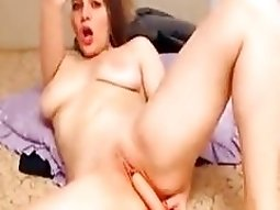 Breath-taking pussy-toying solo clip with a anal toying sex tape asian babe