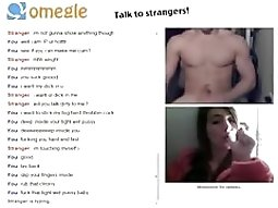 Omegle Teens Flashing Mooning 15