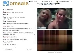 Fun With Twins On Omegle