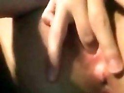 Super Meaty Pussy Fingering Selfie