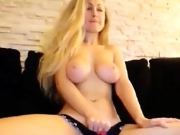 Super Blondie With Big Tits