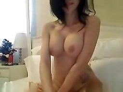 Horny Webcam movie with Big Tits scenes
