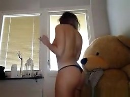 Exotic Webcam video with Asian scenes