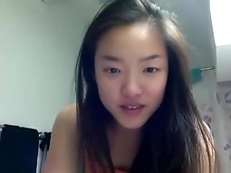 Amazing Webcam record with Asian scenes