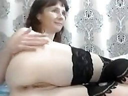 Shy mother id like to fuck fisting herself on cam