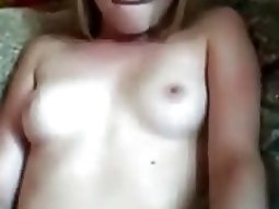 Very hot hot naked girls girl plays with her small tits and tight pussy pussy