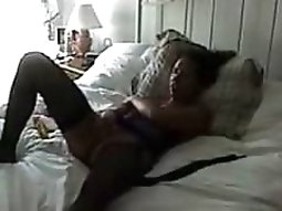 girl shows off her new lingerie sets and masturbates with a vibrator porn only for the eyes of her..