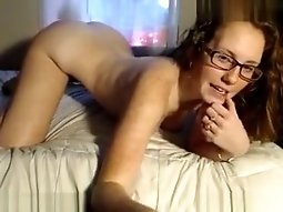 Hottest MyFreeCams movie with Redhead scenes