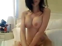 Horny Webcam movie with Big Tits scenes