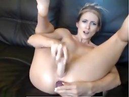 Best Webcam clip with Blonde scenes
