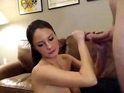 Hot Couple Fuck On Webcam