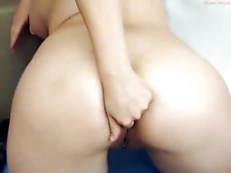 Thick booty asian webcam