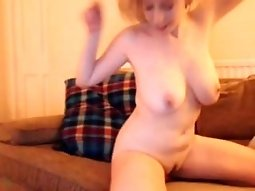 busty lily pink webcam striptease no sound