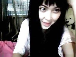 Amazing Webcam record with Asian, Public scenes