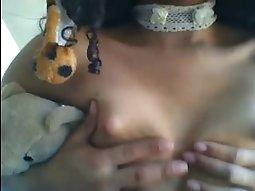 Tiny tits webcam teen