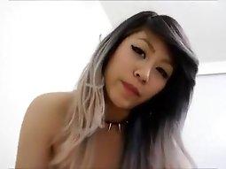 Best Webcam movie with Asian, Cumshot scenes