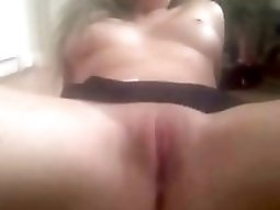hot naked girls Teases Naked On The Floor And Plays With Her deep penetration Pussy