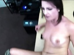 Amateur slut pawns her pussy and slammed by nasty pawn guy