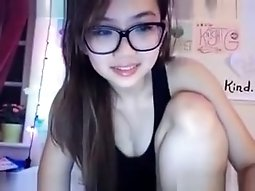 Fabulous Webcam movie with Asian scenes