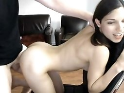 Hot webcam couple suck and fuck