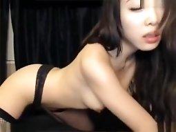 Incredible Webcam video with Asian, Masturbation scenes