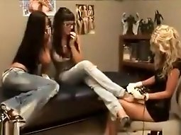 Best Webcam clip with Lesbian, Latina scenes